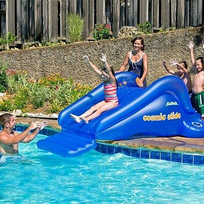 Pool Inflatable Toys For Kids Party Water Slide Swimming Durable Landing Pillow