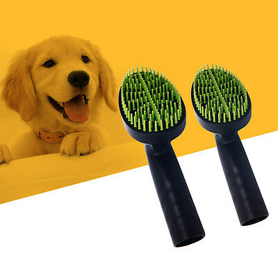 Vacuum Cat Dog Grooming Brush Cleaner Hoover Pet Hair Remover Clean Comb 32mm
