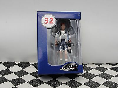 Le Mans Miniatures Figure Mikael Peters Brother  Flm132011M-D2 1:32  Scale Bnib