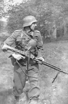WW2 Picture Photo German soldier 804
