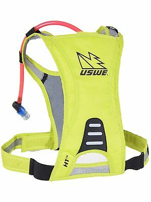 USWE Crazy Yellow H1 Racer Hydration Pack