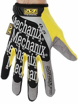 Mechanix Black-Yellow Original 0.5 Mechanic Gloves