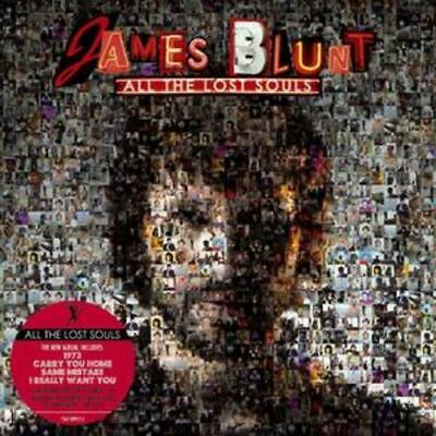 James Blunt : All the Lost Souls CD (2007) Highly Rated eBay Seller Great Prices