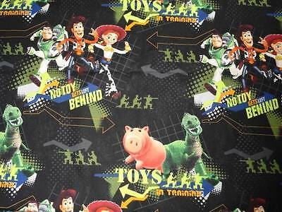 Crib/toddler Sheet - Cotton - Toys In Training - Woody & Friends