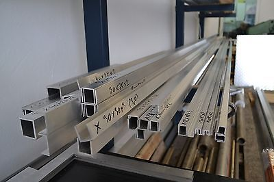 Aluminium U,C CHANNEL PROFILE LENGHT 2000 mm Free Cut Service