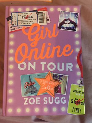 Girl Online On Tour - Zoe Sugg Zoella *SIGNED*