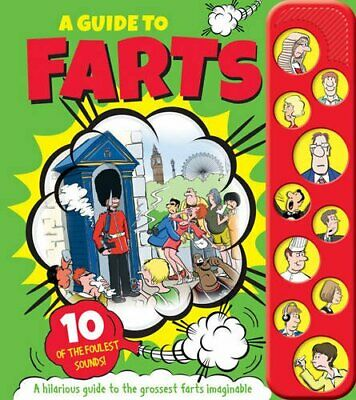 A Guide to Farts (Fart Book) Book The Cheap Fast Free Post
