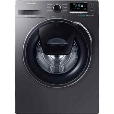 Samsung WW90K6610QX AddWash™ AddWash™ A+++ 9Kg Washing Machine Graphite New