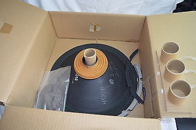 "New Yamaha Eminence Factory Driver 15"" Sub Woofer Recone Kit W/Box Free Ship"