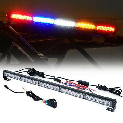 "RBYBR 30"" RZ Series Offroad Rear Chase Led Strobe Light Bar Reverse UTV ATV RZR"