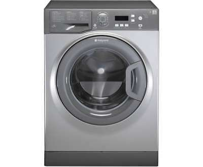 Hotpoint WMAQF721G Aquarius A+ 7Kg Washing Machine Graphite New from AO