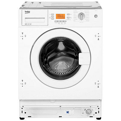 Beko WMI651241 A+ 6Kg Washing Machine White New from AO