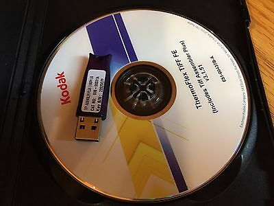 Kodak Creo Sitex Tiff Assembler Dongle, License, Key, Flexographic file layout