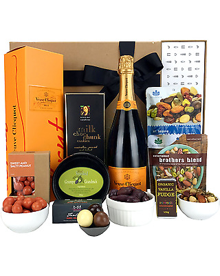 Byron Bay Gifts Veuve & Treats Gift Hamper