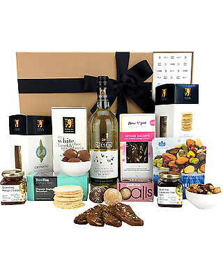 Byron Bay Gifts Wine Gift Hampers Hamper