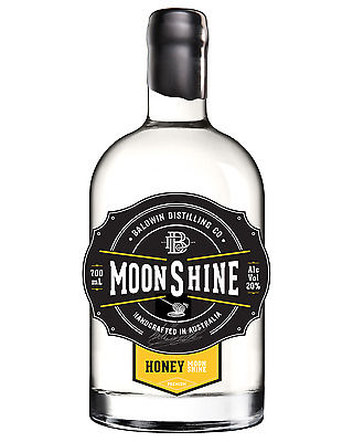 Baldwin Distilling Co. Honey Moonshine 700mL bottle