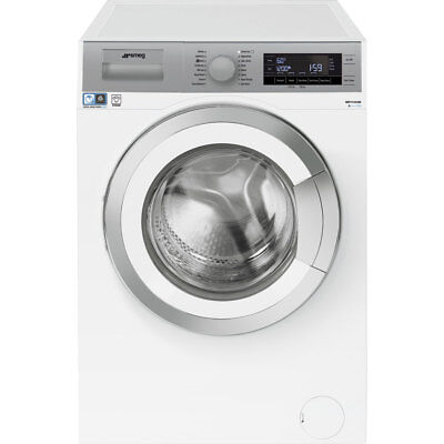 Smeg WHT1114LSUK A+++ 11Kg Washing Machine White New from AO