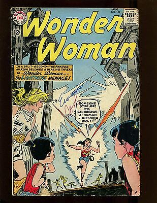 Wonder Woman #140 VG+ Andru Esposito Wonder Girl Queen Hippolyta Mer-Boy
