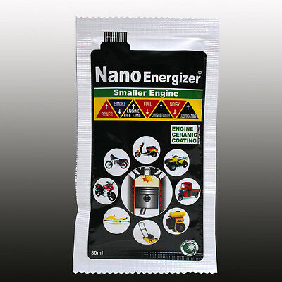 Nano Energizer 2pack,Motorbike,Smaller Engine Restoration,CeramicCoating,Protect