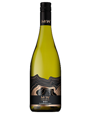 McWilliam's McW Reserve 660 Tumbarumba Chardonnay case of 6 Dry White Wine 750mL