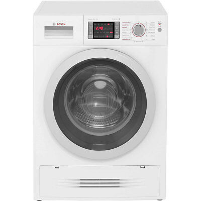 Bosch WVH28422GB Serie 6 Free Standing 7Kg Washer Dryer White New from AO