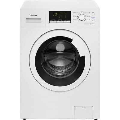 Hisense WFUA7012 U Series A+++ 7Kg Washing Machine White New from AO
