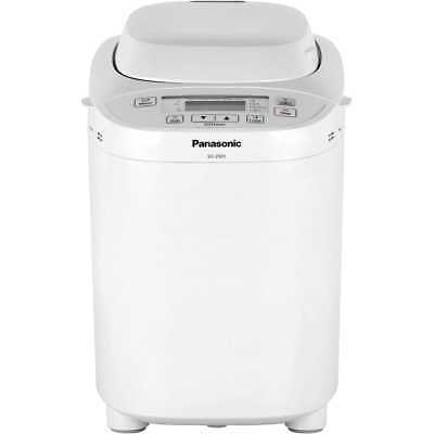 Panasonic SD-2501WXC Bread Maker with 25 programmes White - from AO