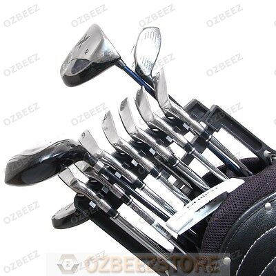 1 x Golf Power Holder Club Organizer 14 PCS Clip Power Holder Driver Putter