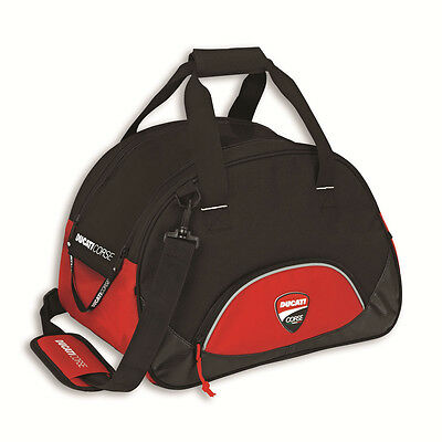 Genuine Ducati Corse Helmet Bag /Carrier with Visor Bag BNWT Arai Suomi AGV Bell