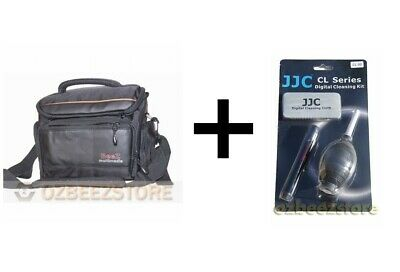 DSLR Lens Camera Bag For Nikon Canon EOS Sony Olympus Cover Carry Case SLR