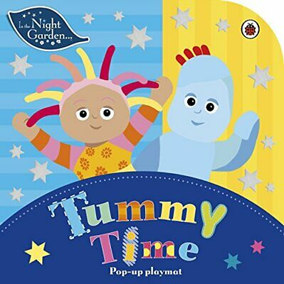 In the Night Garden: Tummy Time by BBC Book The Cheap Fast Free Post