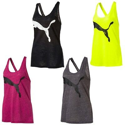 PUMA Damen Essential Dri-Release Tank Top Trainingsshirt Dry Cell Tee