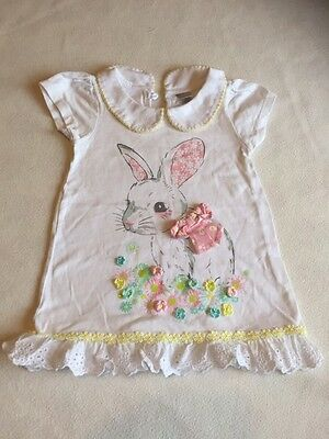 Baby Girls Clothes 12-18 Months-Cute  Tunic T Shirt Top