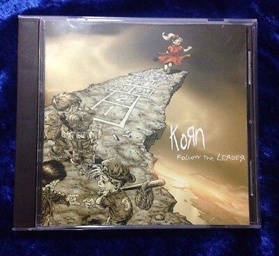 Follow the Leader by Korn (CD, Aug-1998, Immortal)