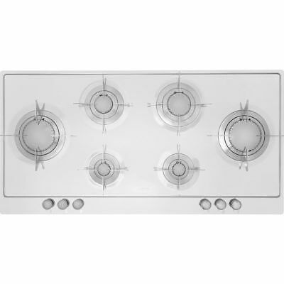 Smeg P106ES Piano Design Built In 100cm 6 Burners Gas Hob Stainless Steel New