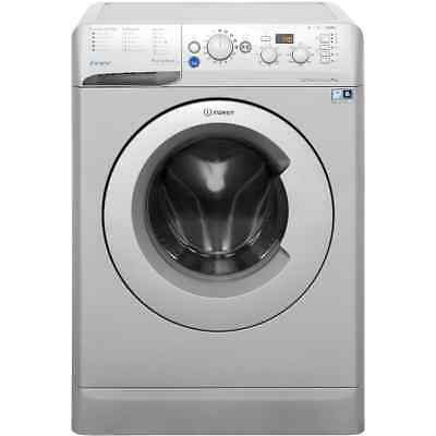 Indesit BWD71453SUK Innex A+++ 7Kg Washing Machine Silver New from AO