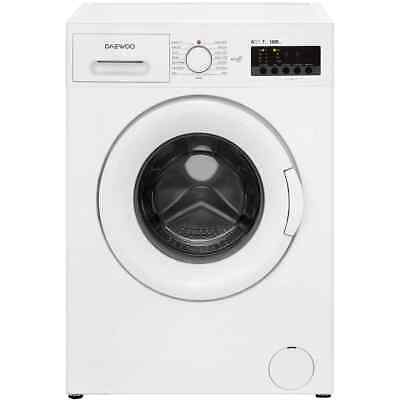 Daewoo DWDFV2421 A+++ 7Kg Washing Machine White New from AO