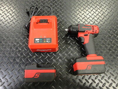 """Snap-On 18v 3/8"""" Impact Wrench CT18810A"""