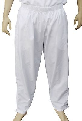 CATHEDRAL Showerproof Overtrousers Mens Teflon Coated Light Poly Cotton Bowls