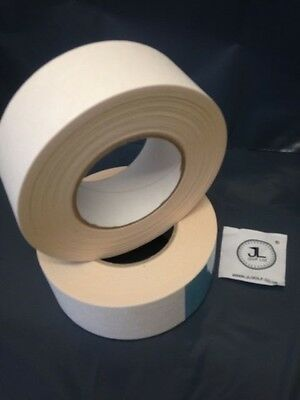 """JL Golf premium double sided 2""""x 36 YD ROLL GRIP TAPE 120 clubs"""