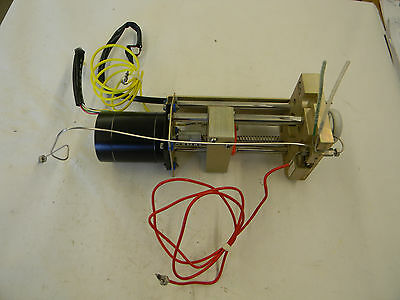 Waters Millipore 717 Autosampler Injector Drive Assembly 078949 K3