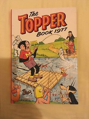 The Topper Book 1977 (Excellent condition)