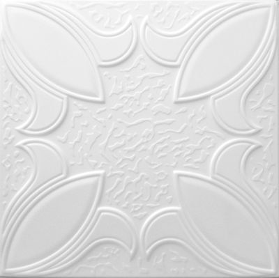 NEW Ceiling Wall Tiles Panels Polystyrene (Pack of 48) 12 Sqm - BLOOM