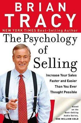 The Psychology of Selling Increase Your Sales Faster and Easier... 9780785288060