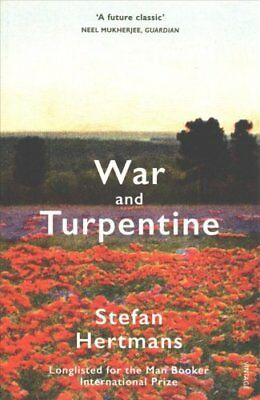 War and Turpentine by Stefan Hertmans (Paperback, 2017)