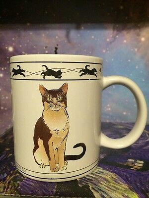 Coffee Cup Cats Cat Lovers Limited Collectible Cat Cups