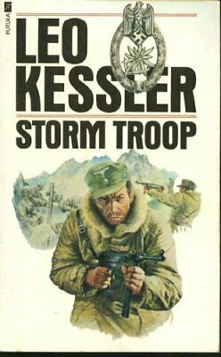 Storm Troop by Kessler, Leo Paperback Book The Cheap Fast Free Post