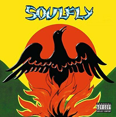 Soulfly - Primitive - Soulfly CD IKVG The Cheap Fast Free Post The Cheap Fast