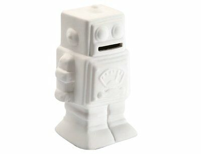 Versa Bianco Money Box Robot