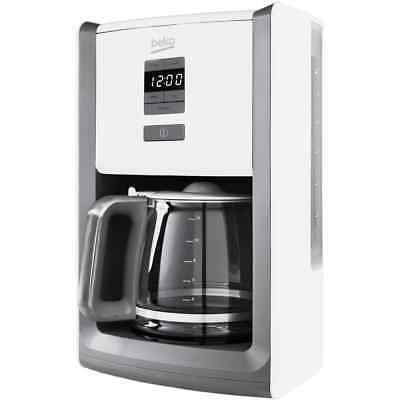 Beko CFD6151W Filter Coffee Machine White New from AO